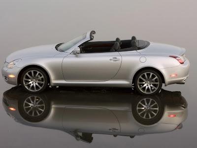 2009 Lexus SC 430