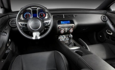 2010-Hennessey-HPE700-Chevrolet Camaro