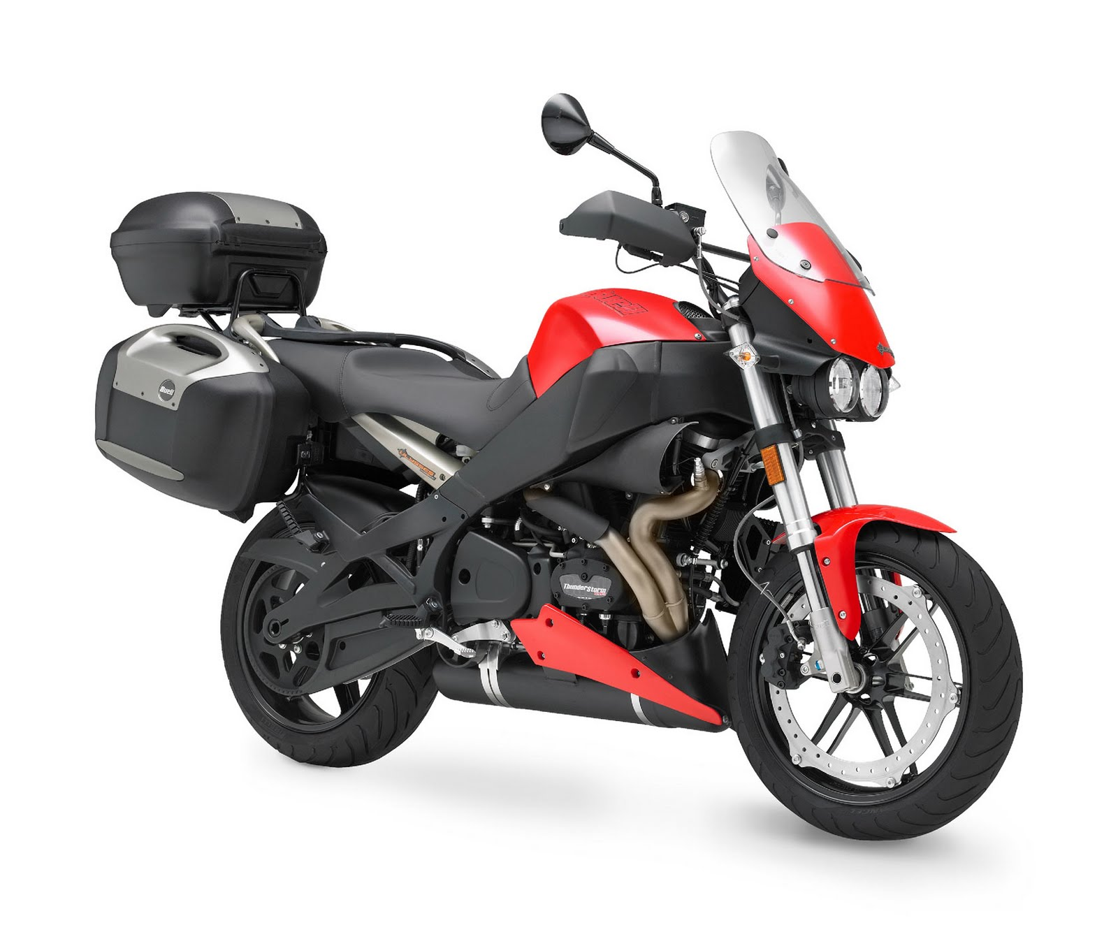 The Best Of Motorcycle 2010 Buell Ulysses Xb12xt