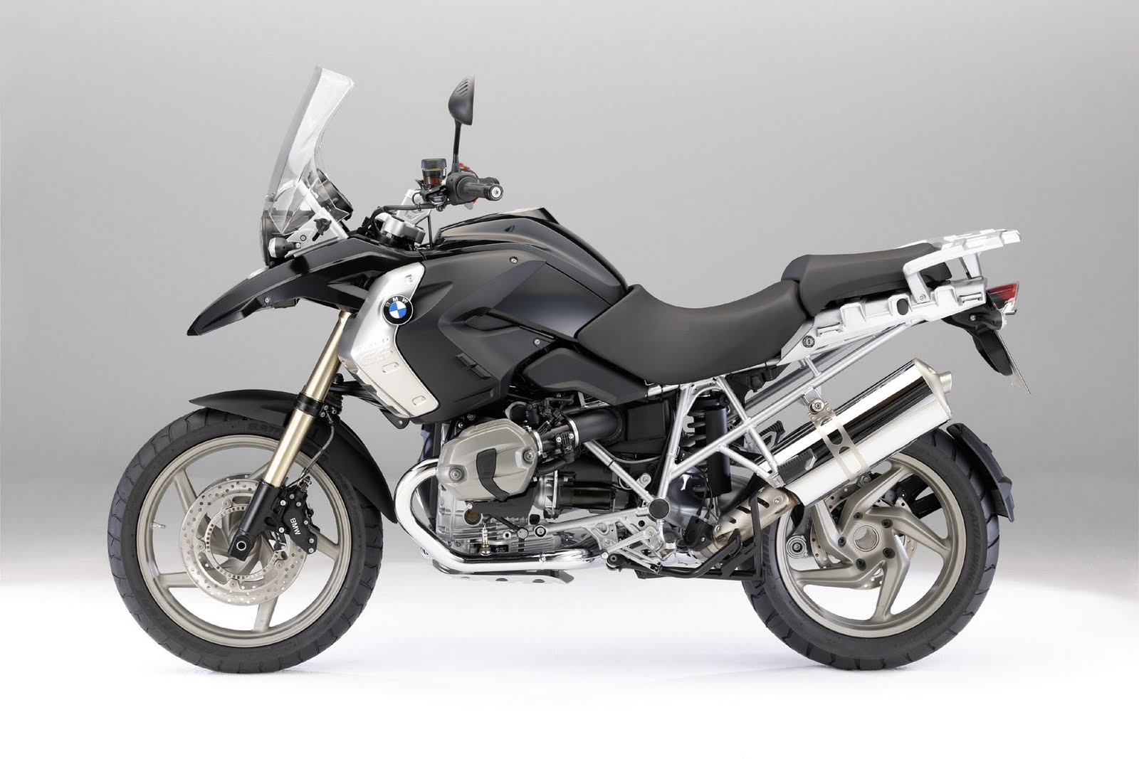 The Best Of Motorcycle: 2010 BMW R1200GS