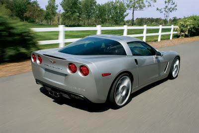 2010 Callaway Chevrolet Corvette SC580