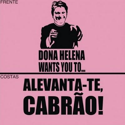 T-Shirt Dona Helena