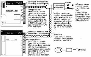 wiring diagram plc omron wiring image wiring diagram power supply wiring on the omron plc on wiring diagram plc omron