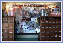 :my lovely crafting space: