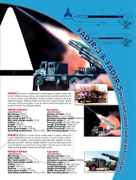 l'industrie militaire iranienne Iranian-MILITARY-exports-fadjr3