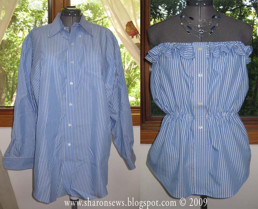 Что можно сшить из старой одежды своими руками