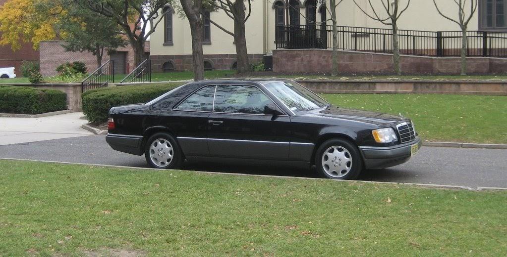 Final drive full drive 1994 mercedes benz e320 coupe for Mercedes benz e320 1994
