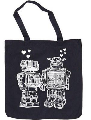 robots love tote