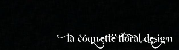 La Coquette {Calgary Boutique Floral Design}