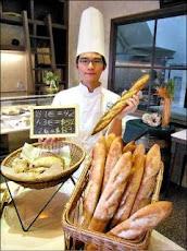 歐元計價…吳寶春徒弟賣麵包 價格天天不一樣
