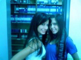 Paola y Mandy