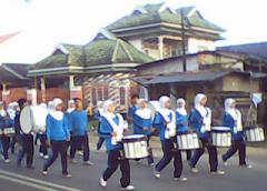 Foto Kegiatan Drum Band MAN Pkp