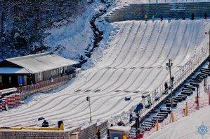 Gatlinburg cabin rentals snow storm hits gatlinburg for Cabins near ober ski resort gatlinburg tn