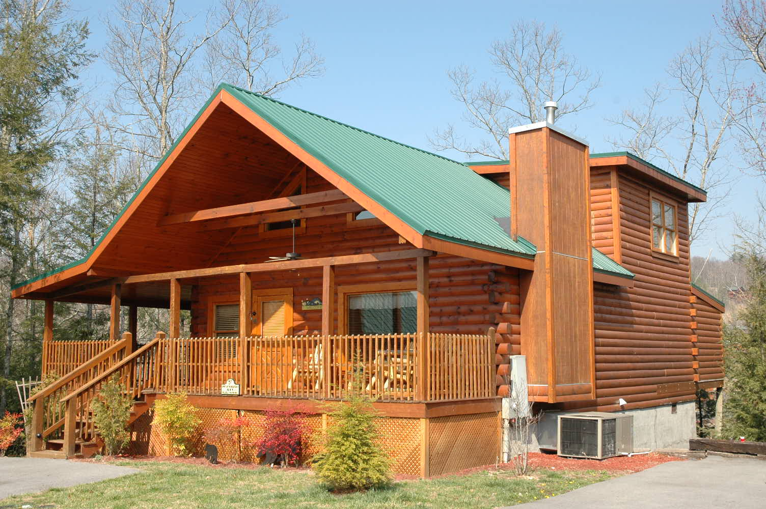 Gatlinburg cabin rentals history of smoky mountain for Cabin rentals near smoky mountains