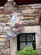 Aionlicht am Fenster des Tecett Incella
