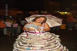 2do Lugar Carnaval 2008