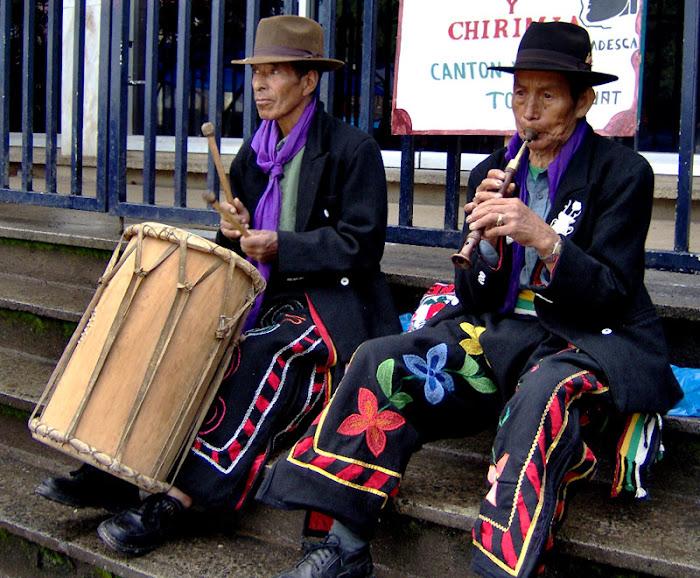 cultura de totonicapan