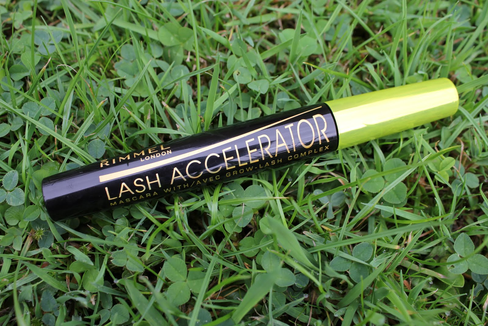 Lash Growth Complex Mascara In One Rimmel London Lash Accelerator