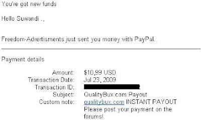 Qualitybux Payment