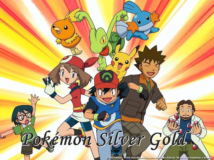 Pokémon Silver Gold
