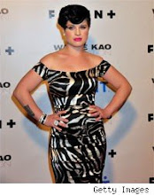 Kelly Osbourne . . . <br>Wise beyond her years