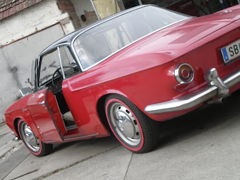 my ex-austrian 63 Karmann Ghia