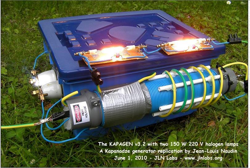 tesla free energy generator diagram