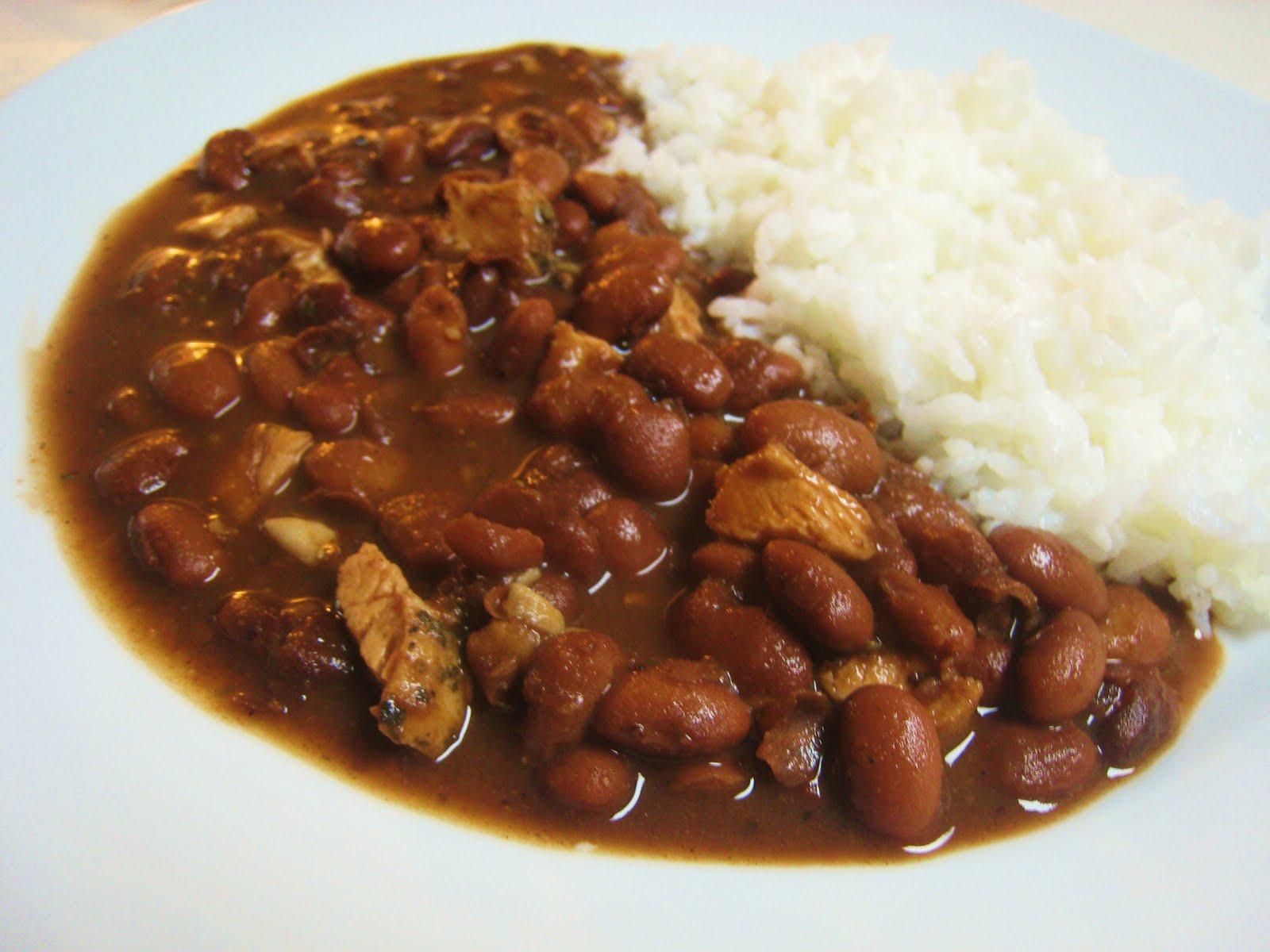 Backup: Brazilian Rice and Beans