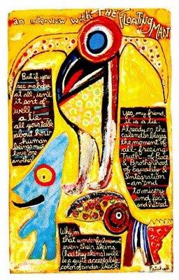 Painted Poem, 1976