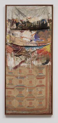 Bed - Robert Rauschenberg