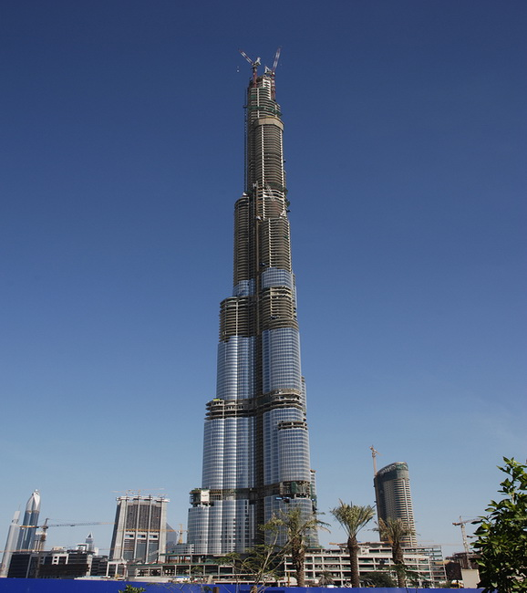 Mix Possessions Ten Tallest Buildings In The World