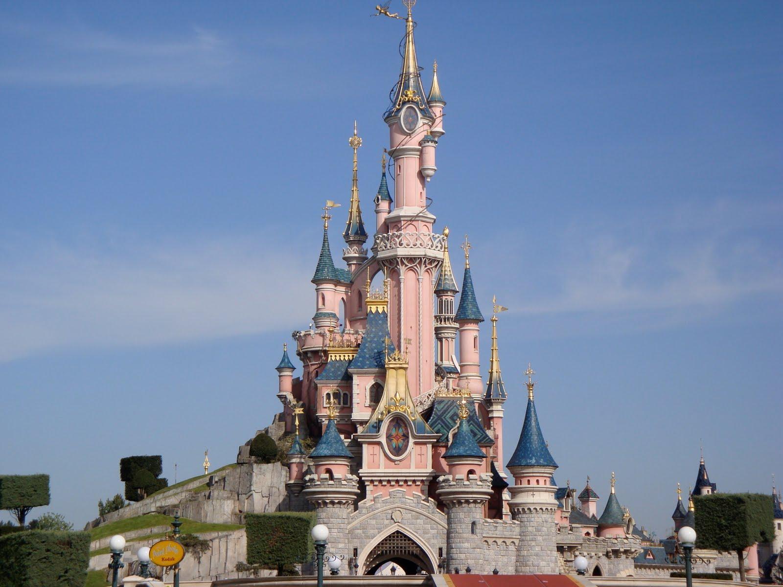 Tallest Tower Disney Castle