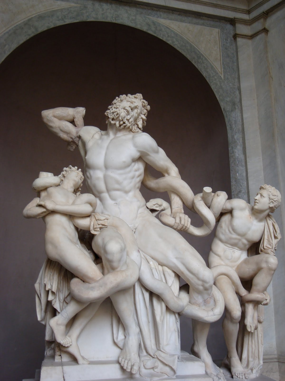 Sculptures By Raphael