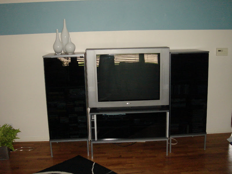 IKEA Modern Entertainment Center