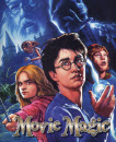Movie Magic Harry Potter Issue Cover Art