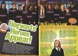 Scan of Disney Adventures Article