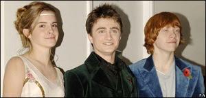 Emma, Daniel, and Rupert