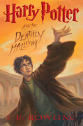 U.S. Harry Potter and the Deathly Hallows front cover art