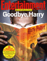 Entertainment Weekly HP Cover
