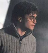 Daniel Radcliffe in Deathly Hallows