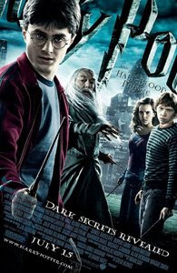 Harry Potter and the Half-Blood Prince Final Release Poster