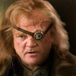 Brendon Gleeson as Mad Eye Moody