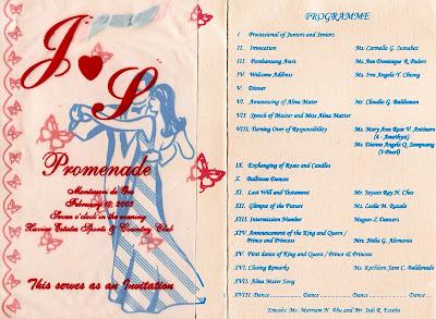 Montessori de oro batch 2003 js prom 2002 2003 programme js prom 2002 2003 programme stopboris Choice Image
