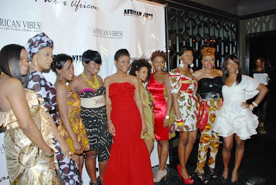 African Fashion Magazines on African Vibes Magazine S 2010 I Wear African Fashion Show In Los