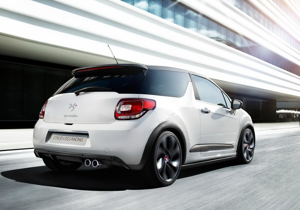 Citroen+ds3+racing+white