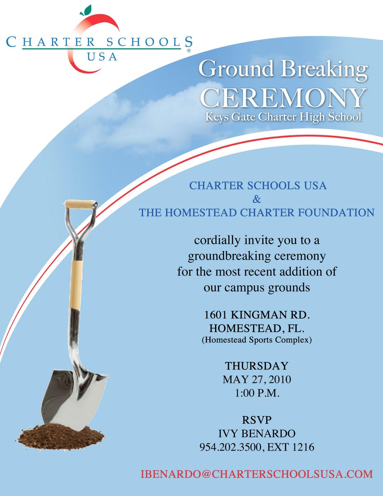Groundbreaking ceremony invitation templates groundbreaking invitation related keywords ground ceremony maxwellsz