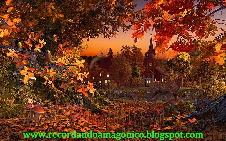 3Planesoft Autumn Wonderland 3D Screensaver v1.0.0.1 : EL BLOG DE ...