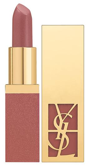 Best Things in Beauty: YSL Metallic Pink Rouge Pure Shine Sheer ...