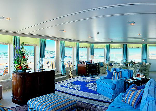 Superyachts Motor Yacht Leander Photos Interior