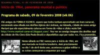Rádio Forma & Elenco 11-02-08